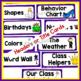 Fairy Tale, Fantasy Land Room Theme {Prince and Princess} - with Editable Items!