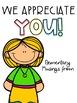 Principal Appreciation Class Book
