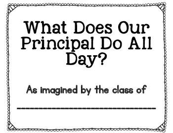 Principal Appreciation Writing