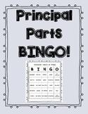 Principal Parts of Verbs BINGO!