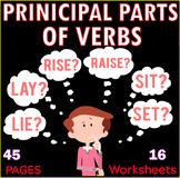 Regular & Irregular Verbs | Principal Parts of Verbs | Gra