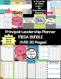 Principal Planner- Leadership Planner- Mega Bundle!