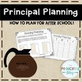 Principal Planning