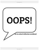 Principal/School Counselor & Psychology Student Reflection Workbook