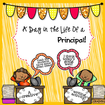 Principal for a Day!
