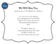 Retirement Song Lyrics for We Will Rock You