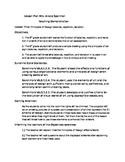 Principals of Design-balance, repetition, variation