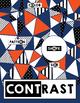Principle of Design, Contrast, Printable Poster: Modern Visual Art Class Decor