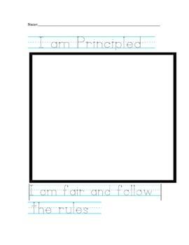Principled Worksheet