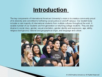 Principles and Guidelines of Teaching to Diverse Students Part1