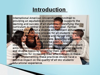 Principles and Guidelines of Teaching to Diverse Students Part2