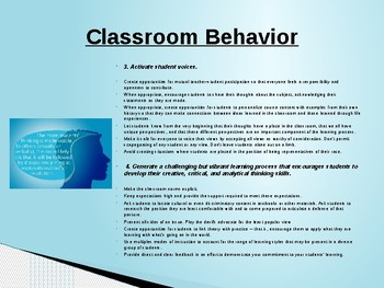 Principles and Guidelines of Teaching to Diverse Students Part3