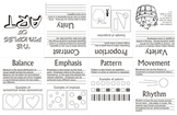 Principles of Art (Design) Foldable