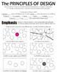 Principles of Art (Design) Worksheets (Canadian colour)
