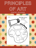 Principles of Art Graphic Organizer