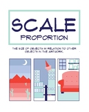 Principles of Art Poster: Scale