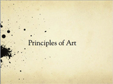 Principles of Art PowerPoint