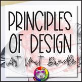Principles of Design Lessons: Art Unit Bundle
