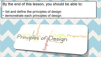 Principles of Design Complete Lesson Package