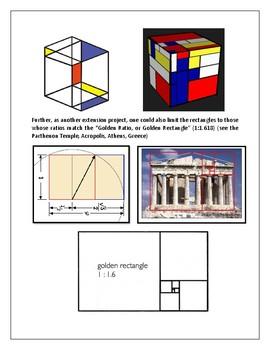 Principles of Design: Composition à la Piet Mondrian