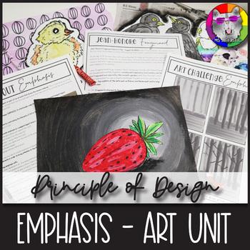 Principles of Design: Emphasis, Art Unit