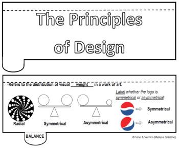 Principles of Design Flip book Teacher Answer Key