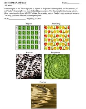 Principles of Design - Magazine Masterpieces