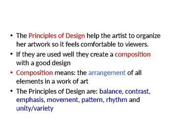 Principles of Design PPT
