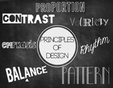 Principles of Design Poster