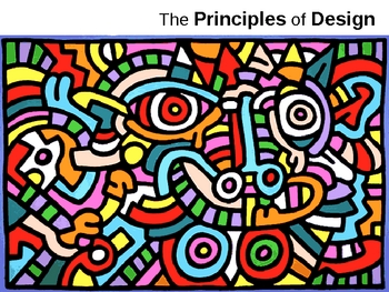Principles of Design PowerPoint by Jewels | Teachers Pay ...