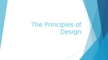 Principles of Design PowerPoint