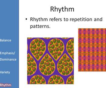 Principles of Design PowerPoint Presentation