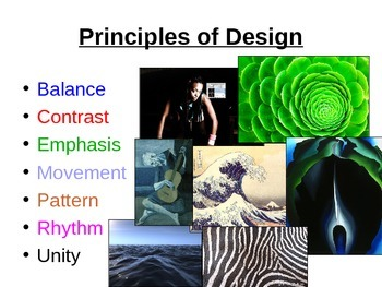 Principles of Design (PowerPoint Presentation)