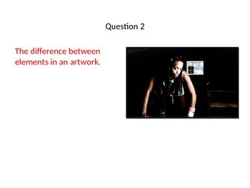 Principles Of Design Quiz 2 Powerpoint Presentation By Smart With Art