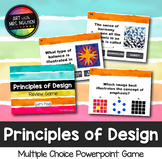 Principles of Design Review Game (Interactive PowerPoint Art Game)