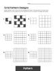 Principles of Design Worksheets - Principle of Pattern & Pattern Mini-Lessons