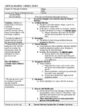 Principles of Evolution Cornell Notes