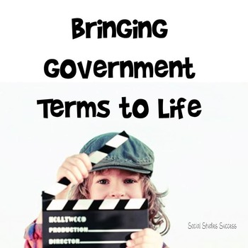 Principles of Government Act It Out