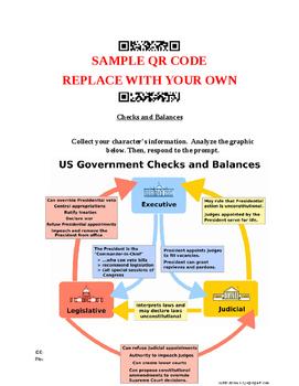 Principles of Government Pokemon Go Activity