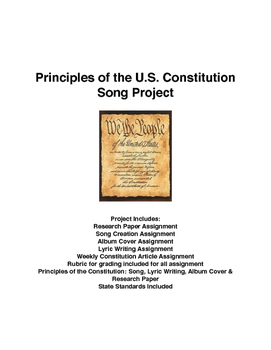 Principles of Government Project