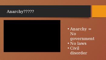 Principles of Govt