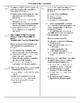 Principles of the Constitution Practice Multiple Choice Regents Review