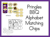Pringles BBQ Alphabet Matching Chips