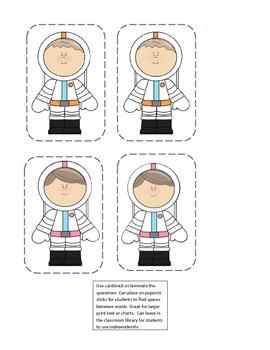 Print Awareness Spacemen