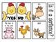 Print Awareness {What is a Sentence?} for Kindergarten & First Grade Remediation