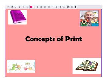 Print Concepts