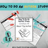Print & Digital   How To Do An Author Study