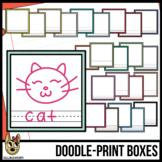 Print & Draw Boxes