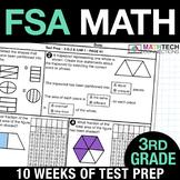 3rd grade math fsa review | FSA Math Test Prep - FSA Grid Response
