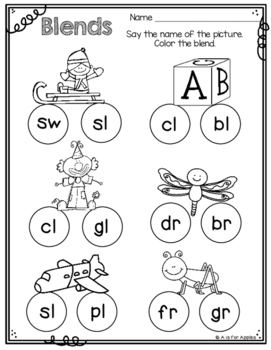 Activities and Handwriting for Letters and Sounds {Print and Go!}